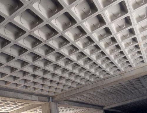 نحوه مقاوم سازی سقف وافل